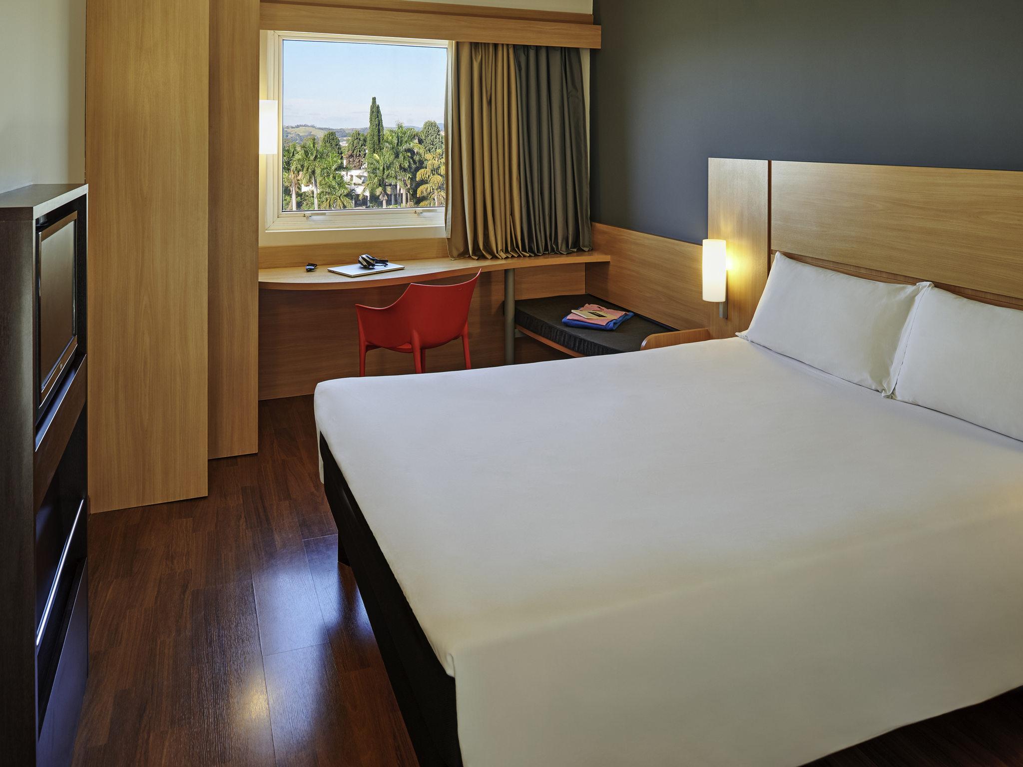 Отель — ibis Sorocaba