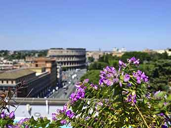 Bestemming - Mercure Rome Centrum Colosseum