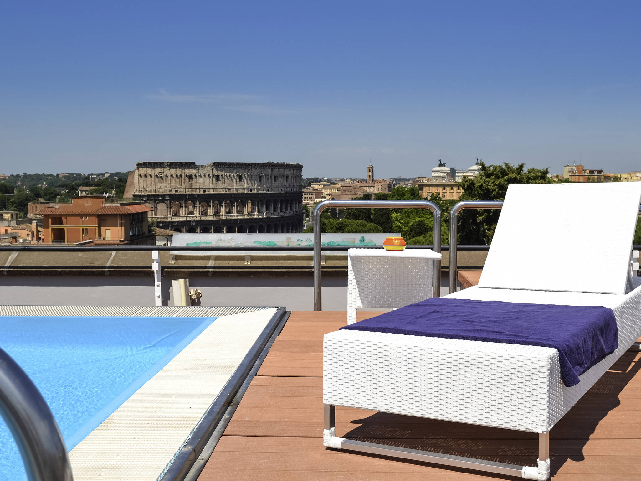 Mercure rome center colosseum for Hotel roma centro economici