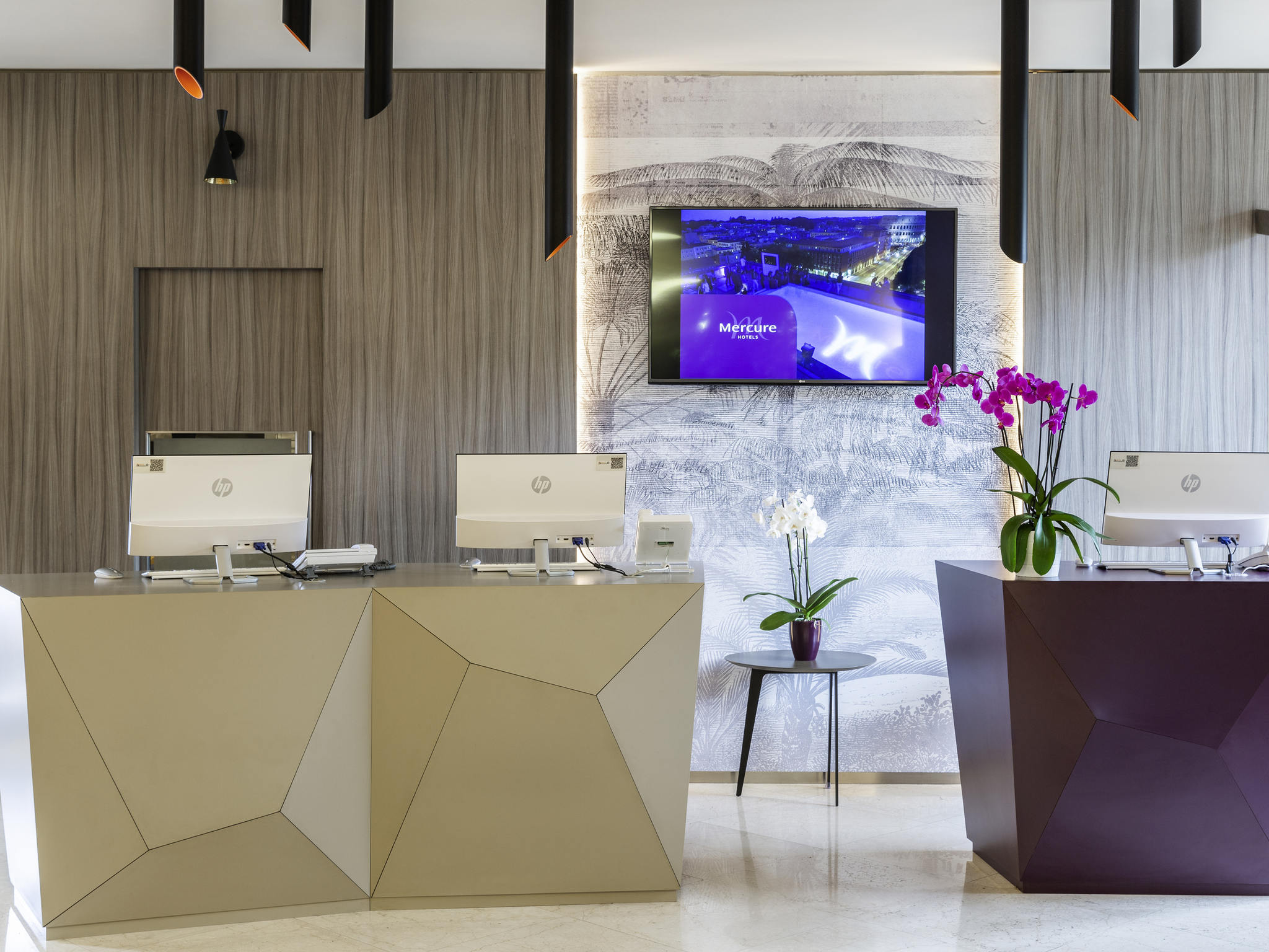 Mercure Hotel Rome City Centre