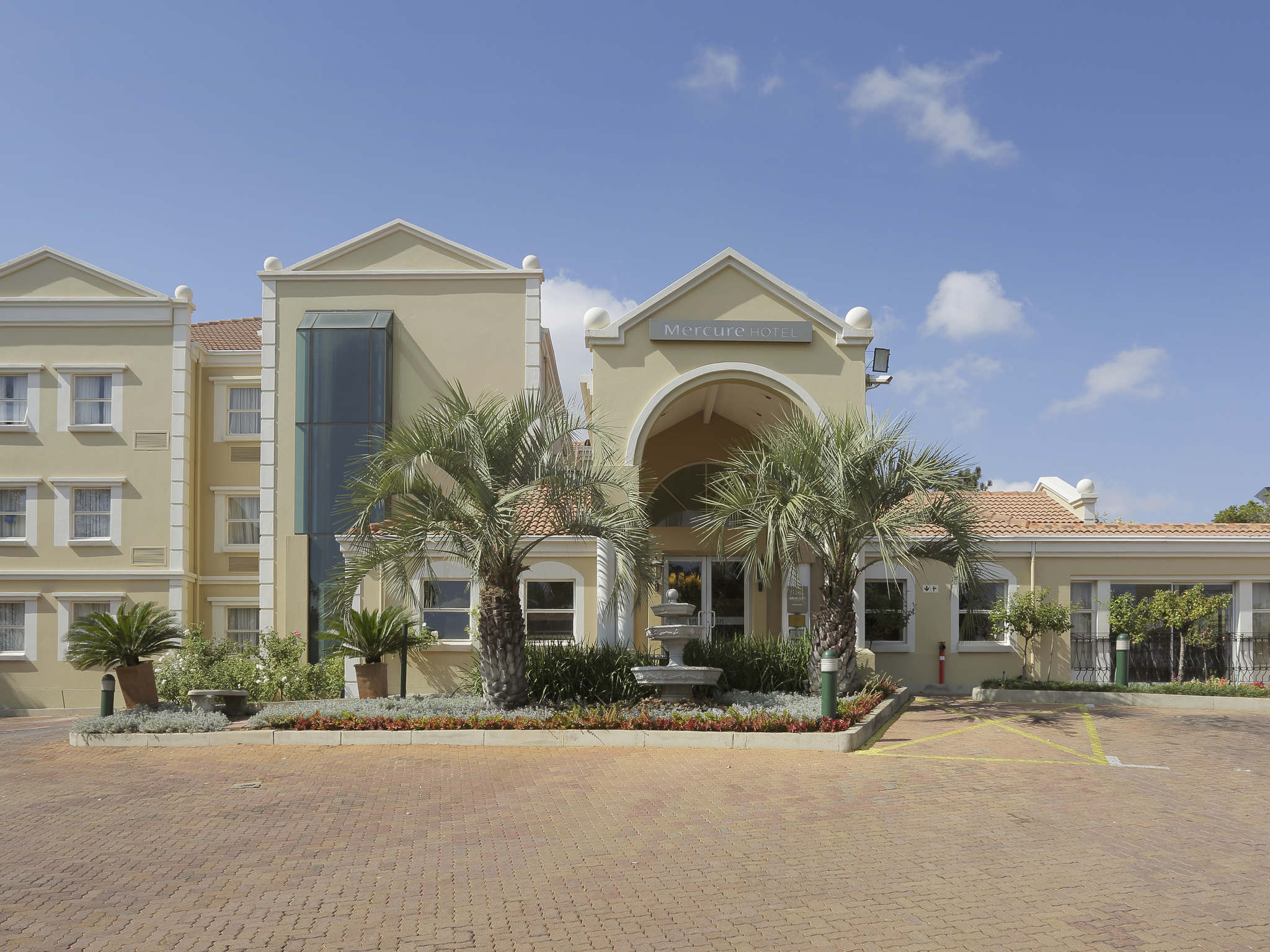 โรงแรม – Mercure Johannesburg Midrand Hotel