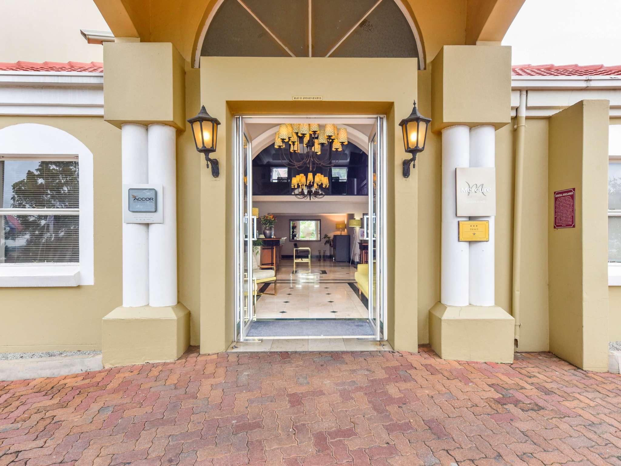 Hotel Mercure Johannesburg Midrand