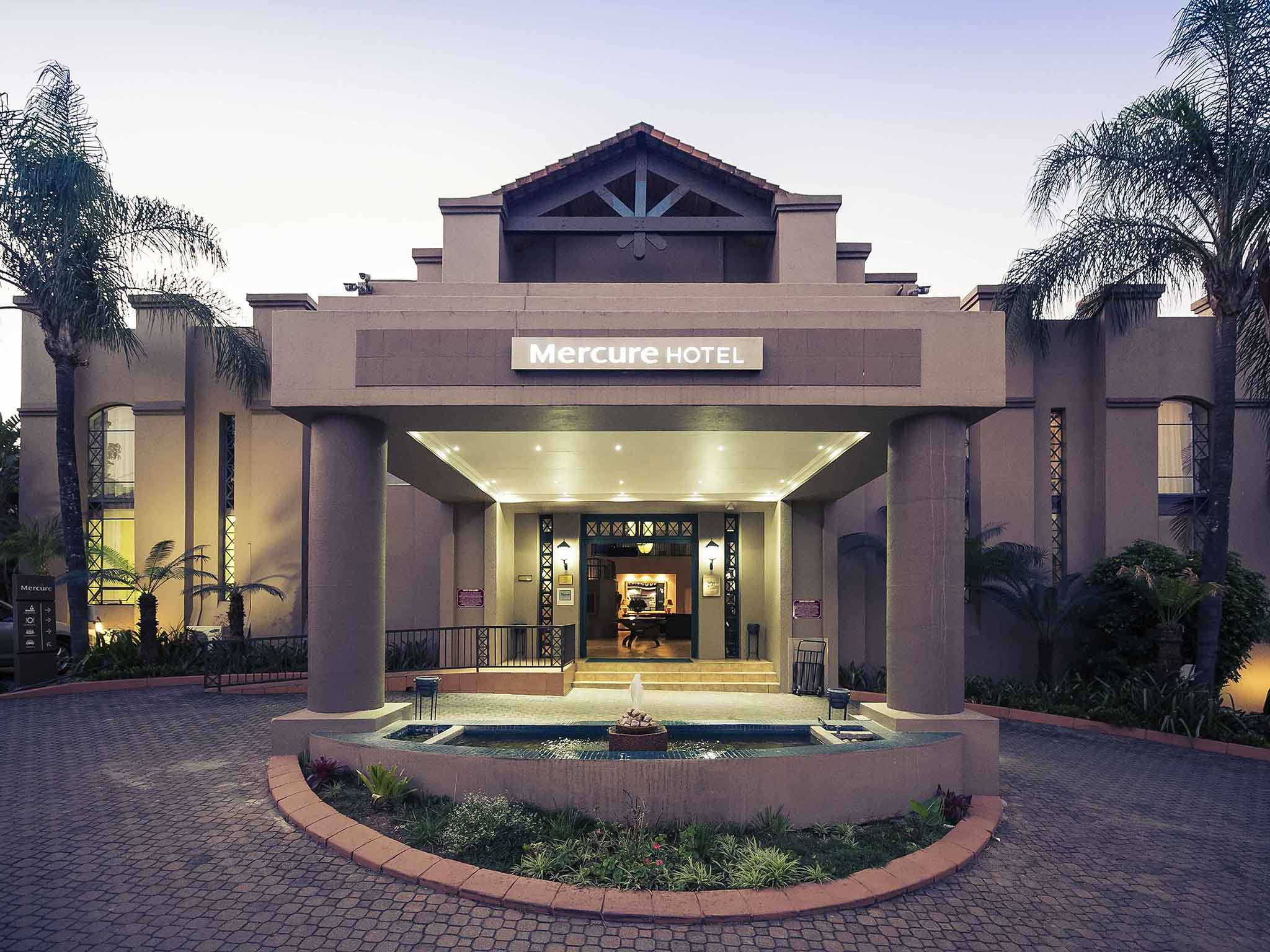 Отель — Mercure Nelspruit Hotel