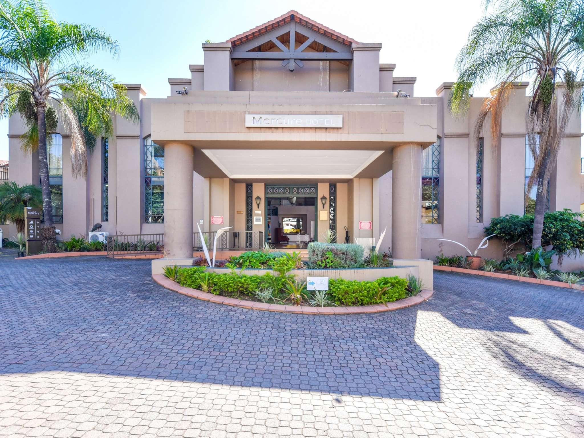 โรงแรม – Mercure Nelspruit Hotel