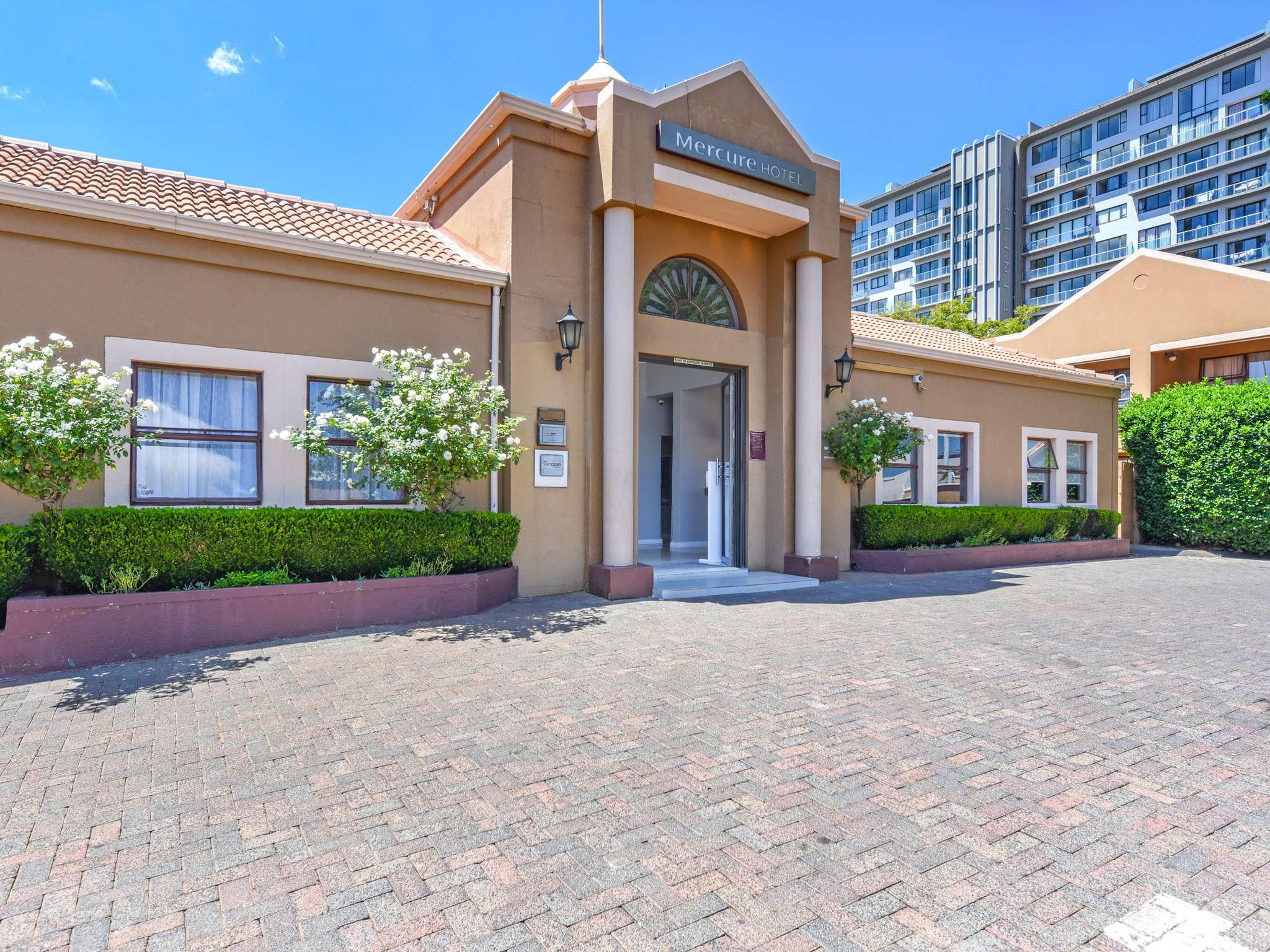 酒店 – 约翰内斯堡杰米斯顿美居酒店