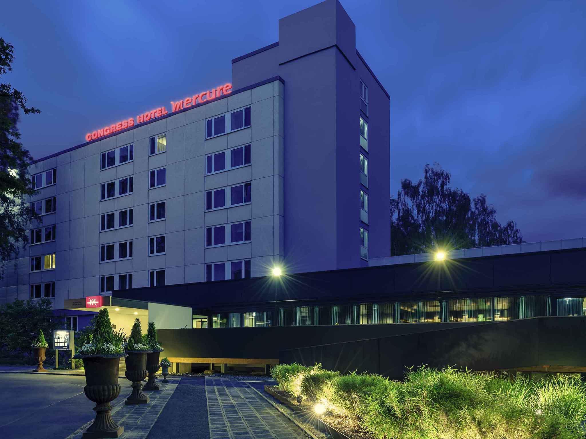 酒店 – 纽伦堡展览中心美居会议酒店