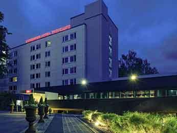 コングレスホテルメルキュールニュルンベルクアンデアメッセ