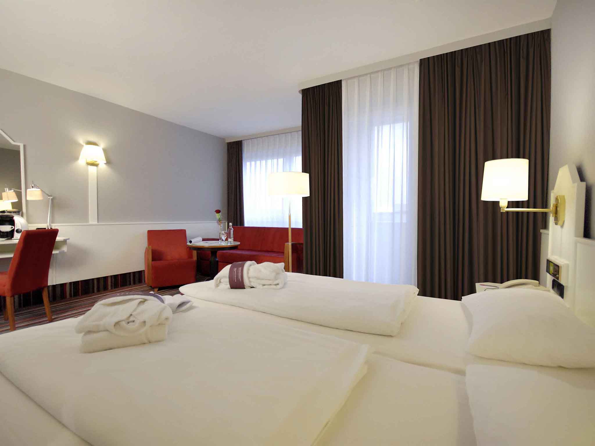 ... Rooms   Mercure Hotel Bad Homburg Friedrichsdorf ...