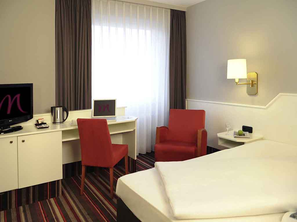 4-Star Hotel Bad Homburg Friedrichsdorf - Mercure