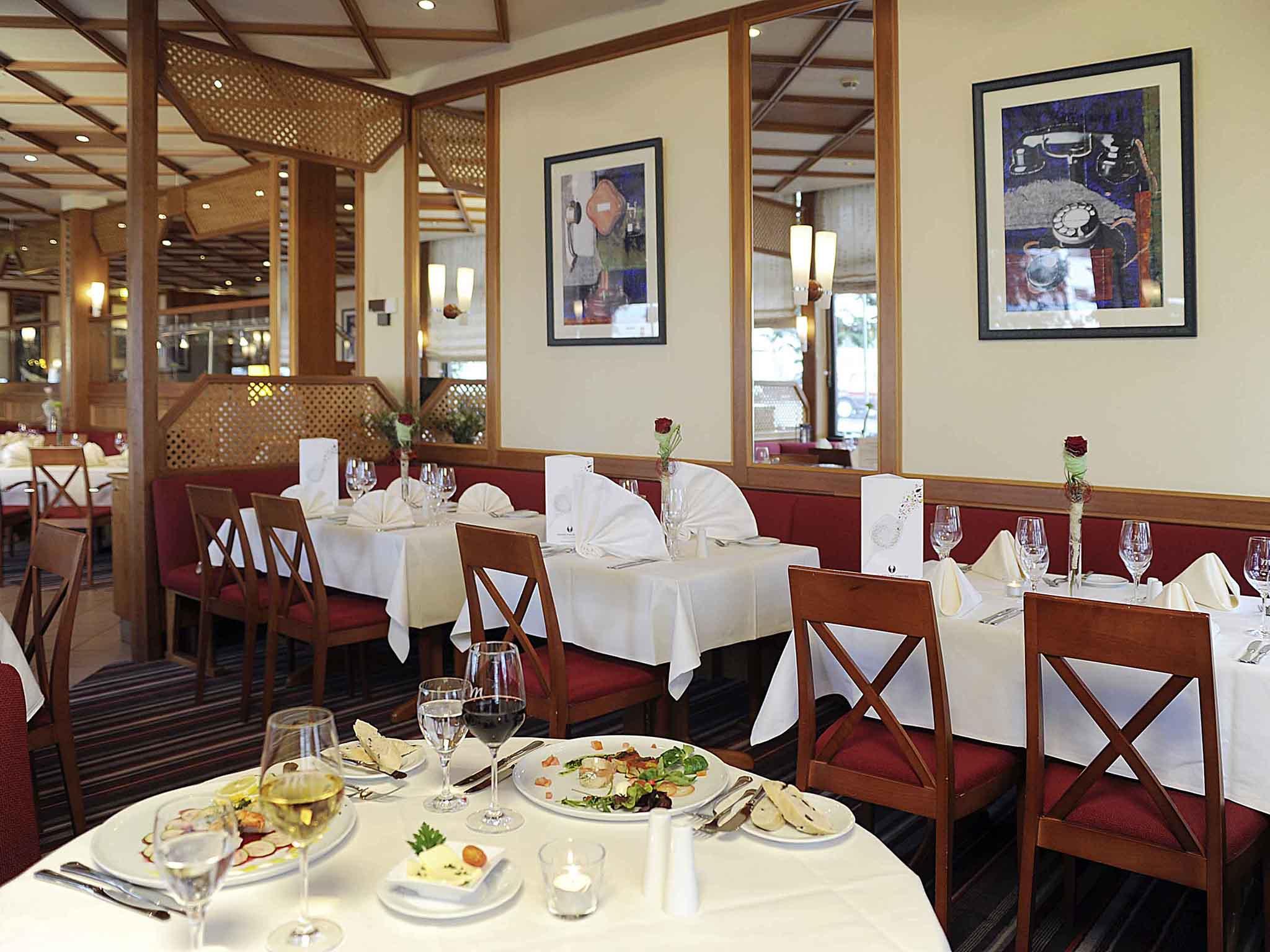 ... Restaurant   Mercure Hotel Bad Homburg Friedrichsdorf ...