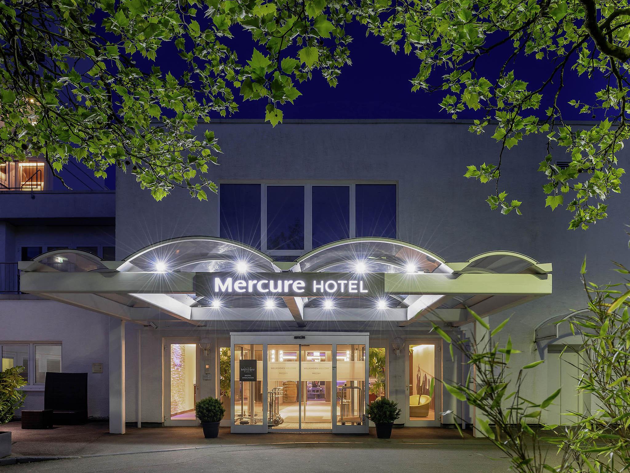 Отель — Mercure Hotel Bristol Stuttgart Sindelfingen