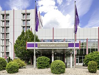 At 5 8 Km Mercure Hotel Stuttgart Sindelfingen An Der Messe