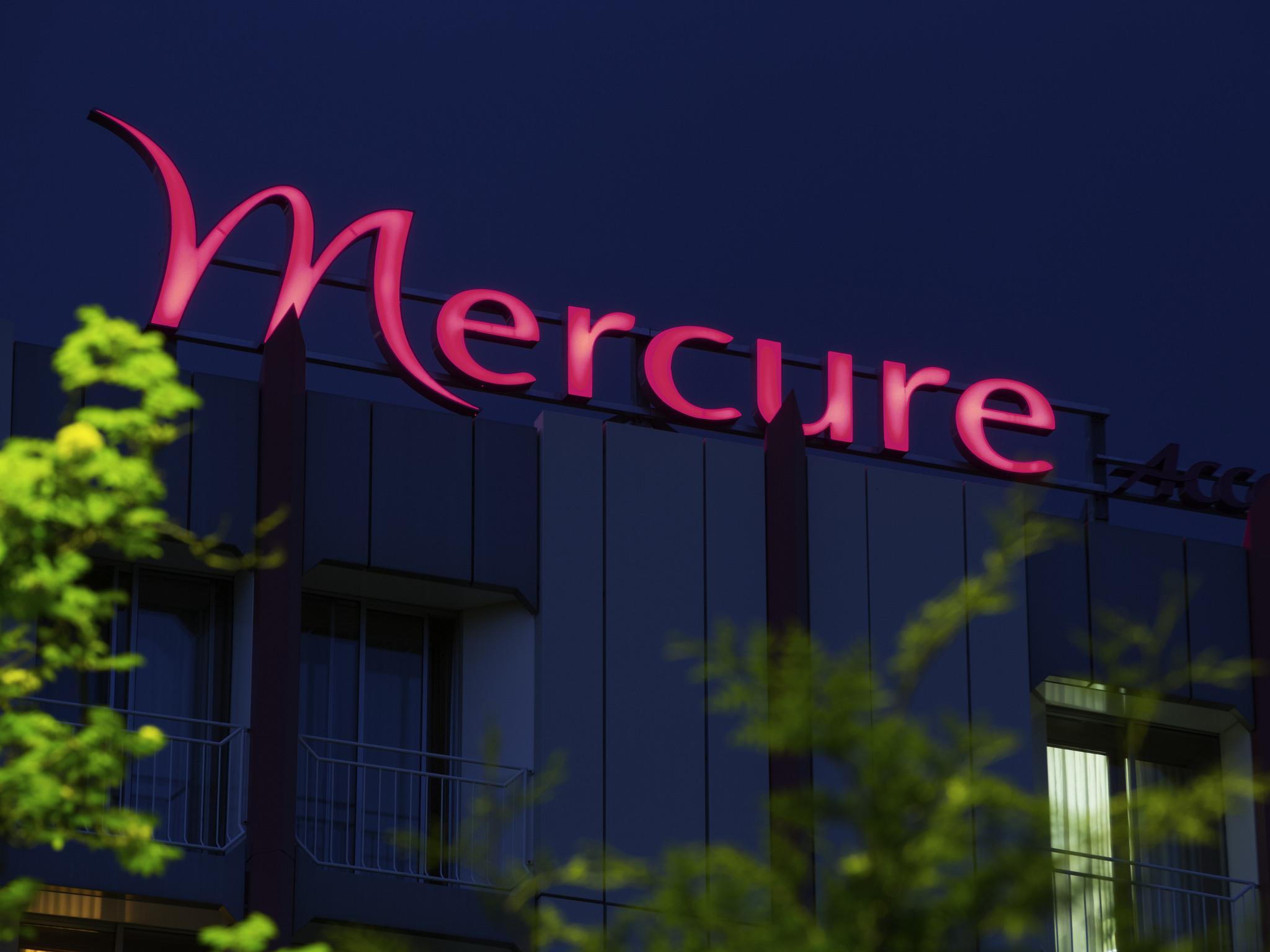 Mercure Hotel Messe In Sindelfingen