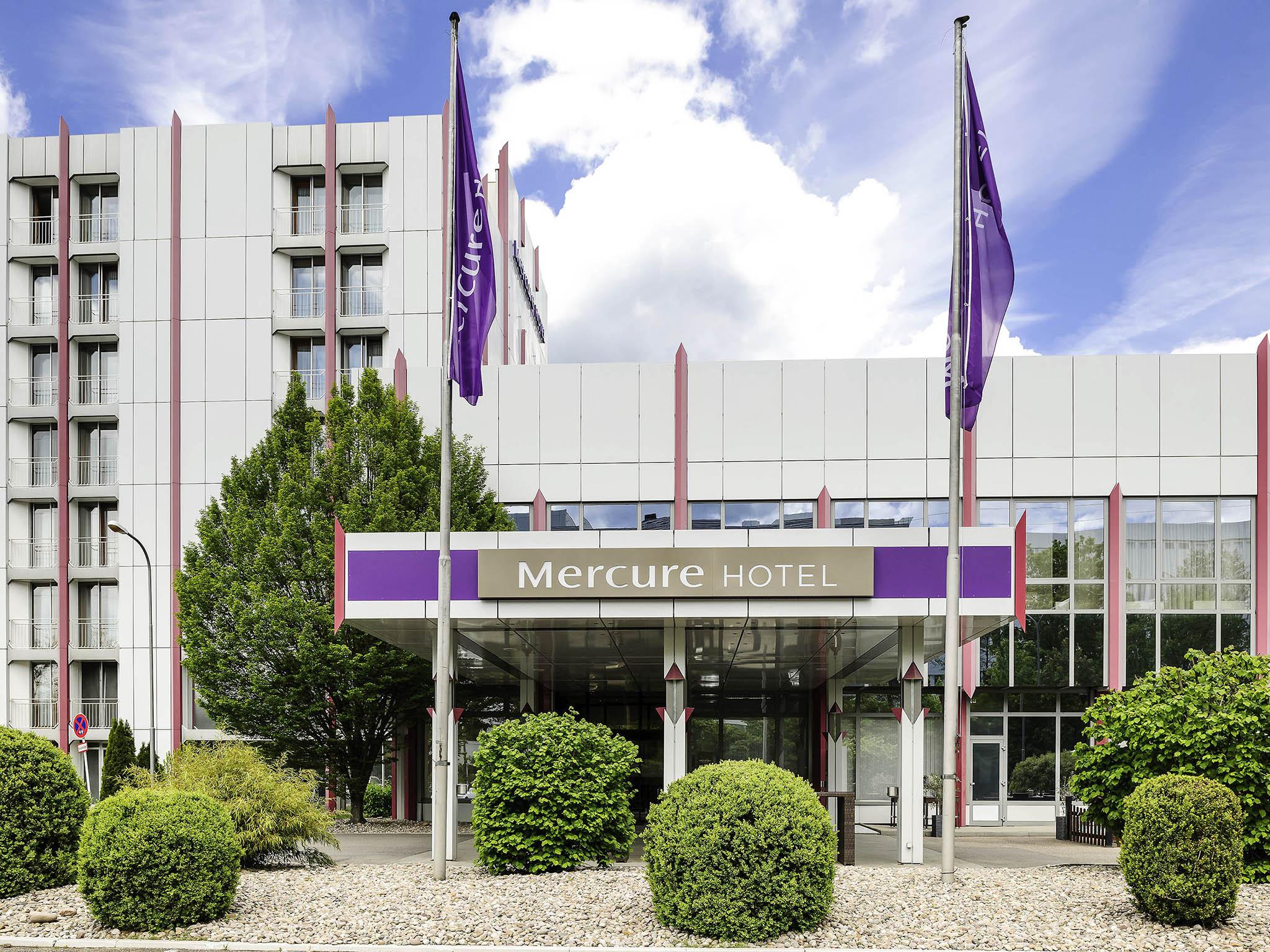 Hotell – Mercure Hotel Stuttgart Sindelfingen an der Messe