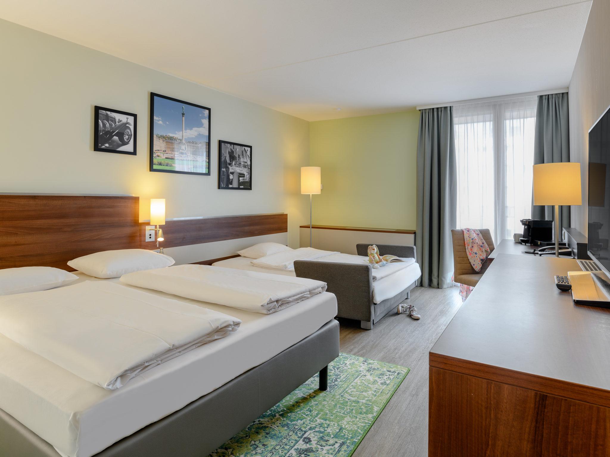 Mercure Hotel Stuttgart Sindelfingen An Der Messe Wifi