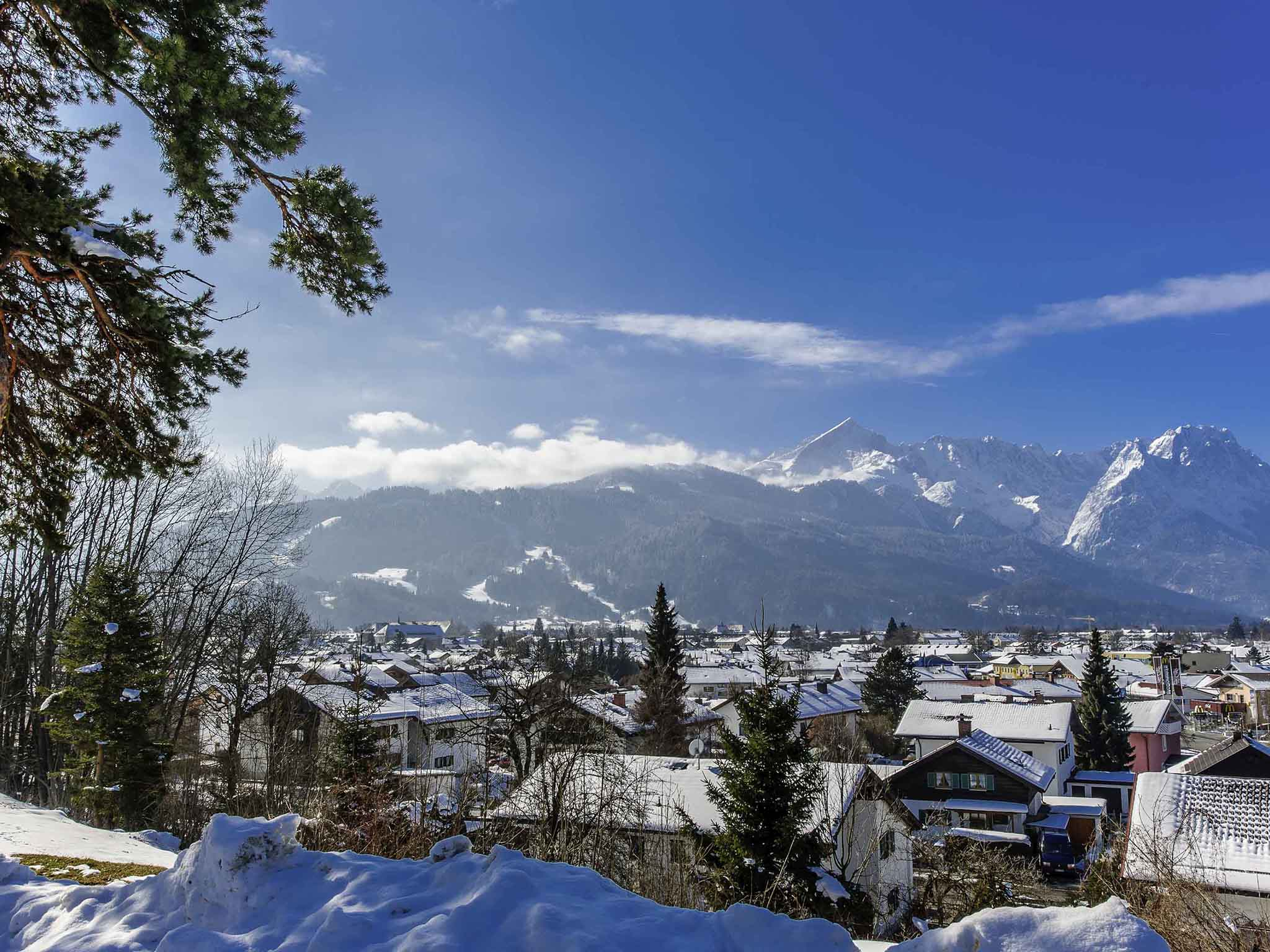 4 Sterne Hotel Garmisch Partenkirchen Mercure