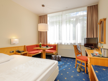 Rooms - Mercure Hotel Garmisch-Partenkirchen