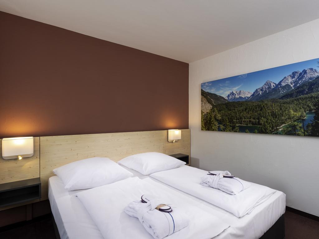 4 Sterne Hotel Garmisch Partenkirchen Mercure Accorhotels