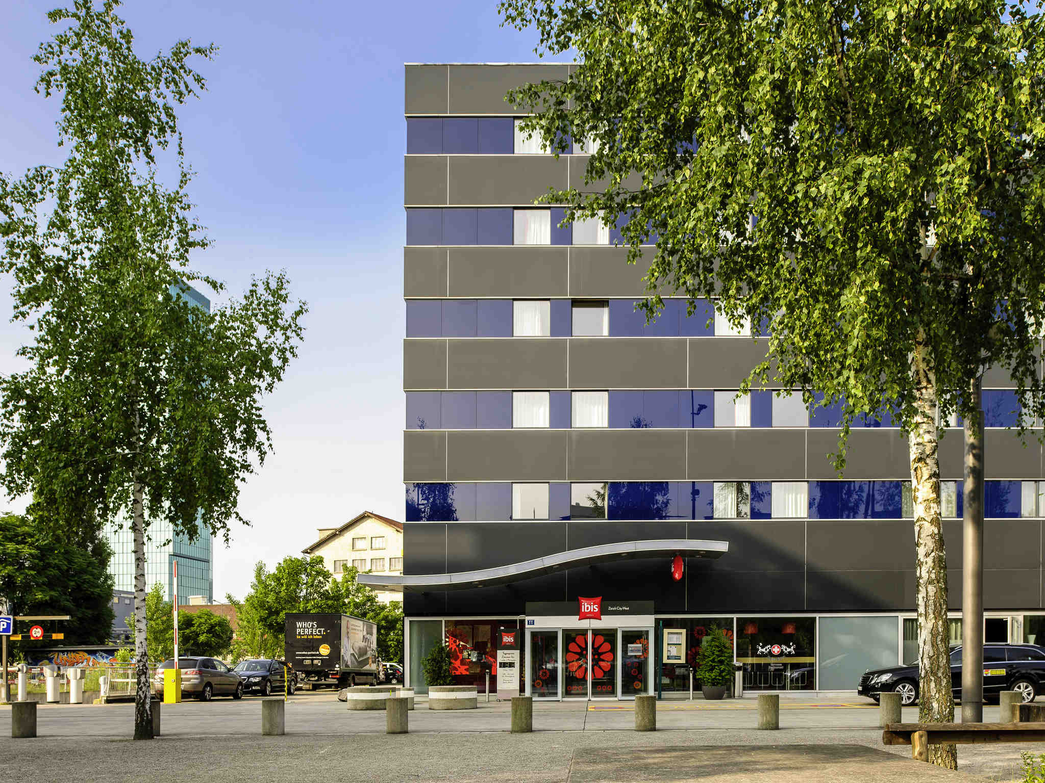 Hotell – ibis Zurich City West