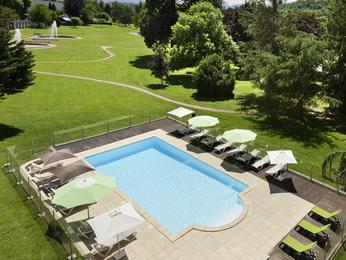 hotel in aix les bains ibis styles aix les bains domaine de marlioz. Black Bedroom Furniture Sets. Home Design Ideas
