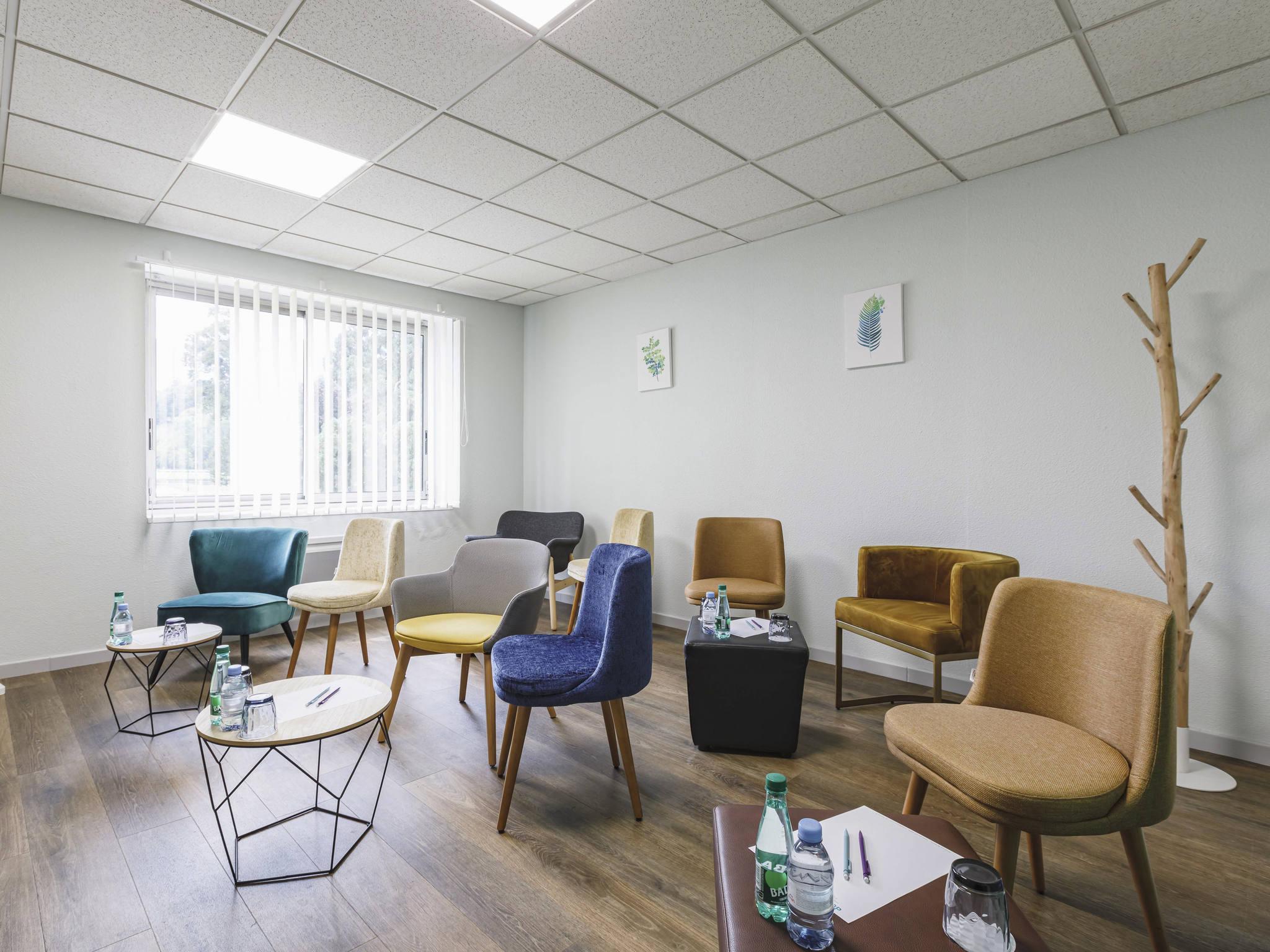 Hotel en AIX LES BAINS - ibis Styles Aix Les Bains Domaine de Marlioz