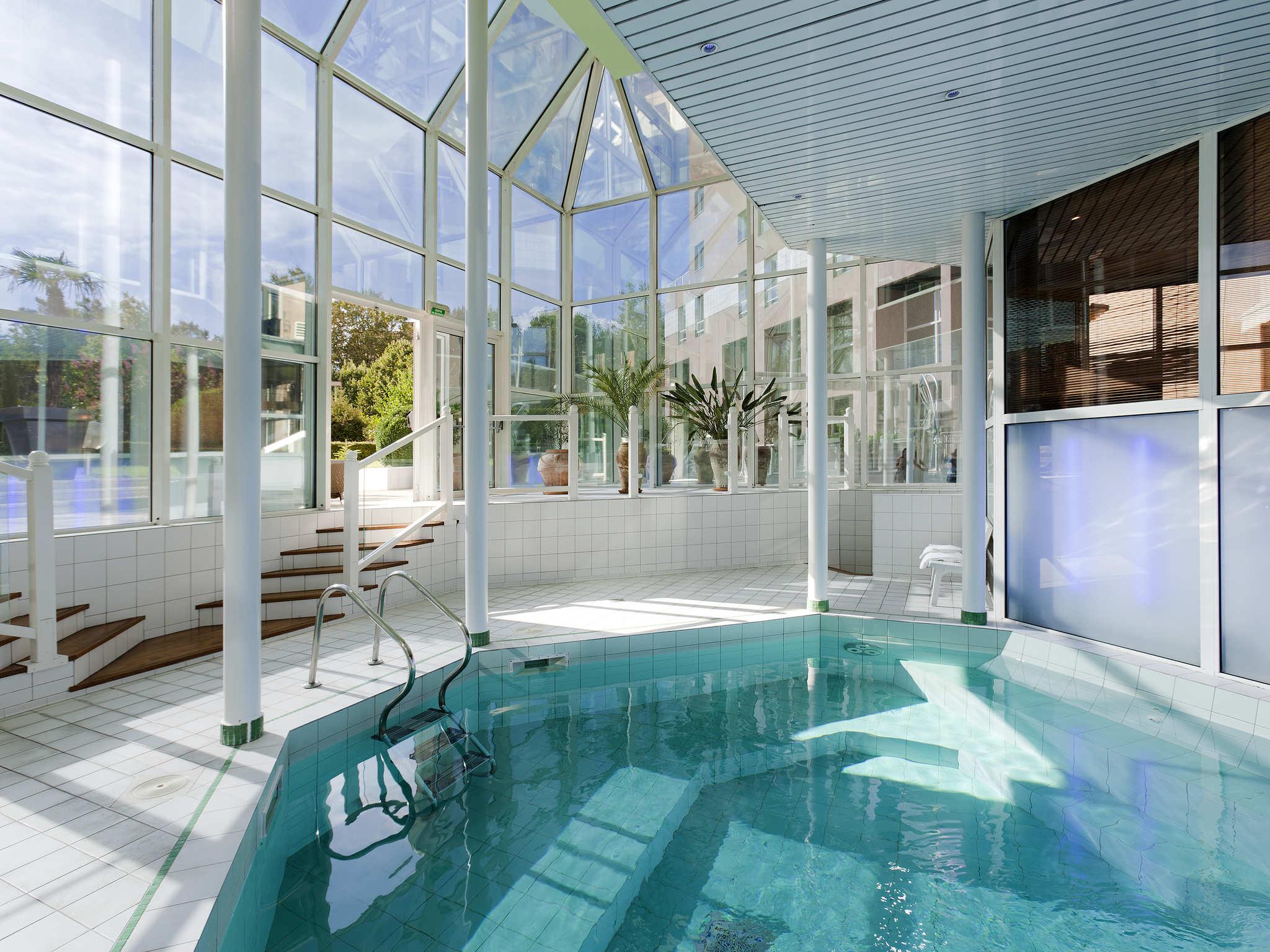 Hotell – Mercure Grenoble Centre Président