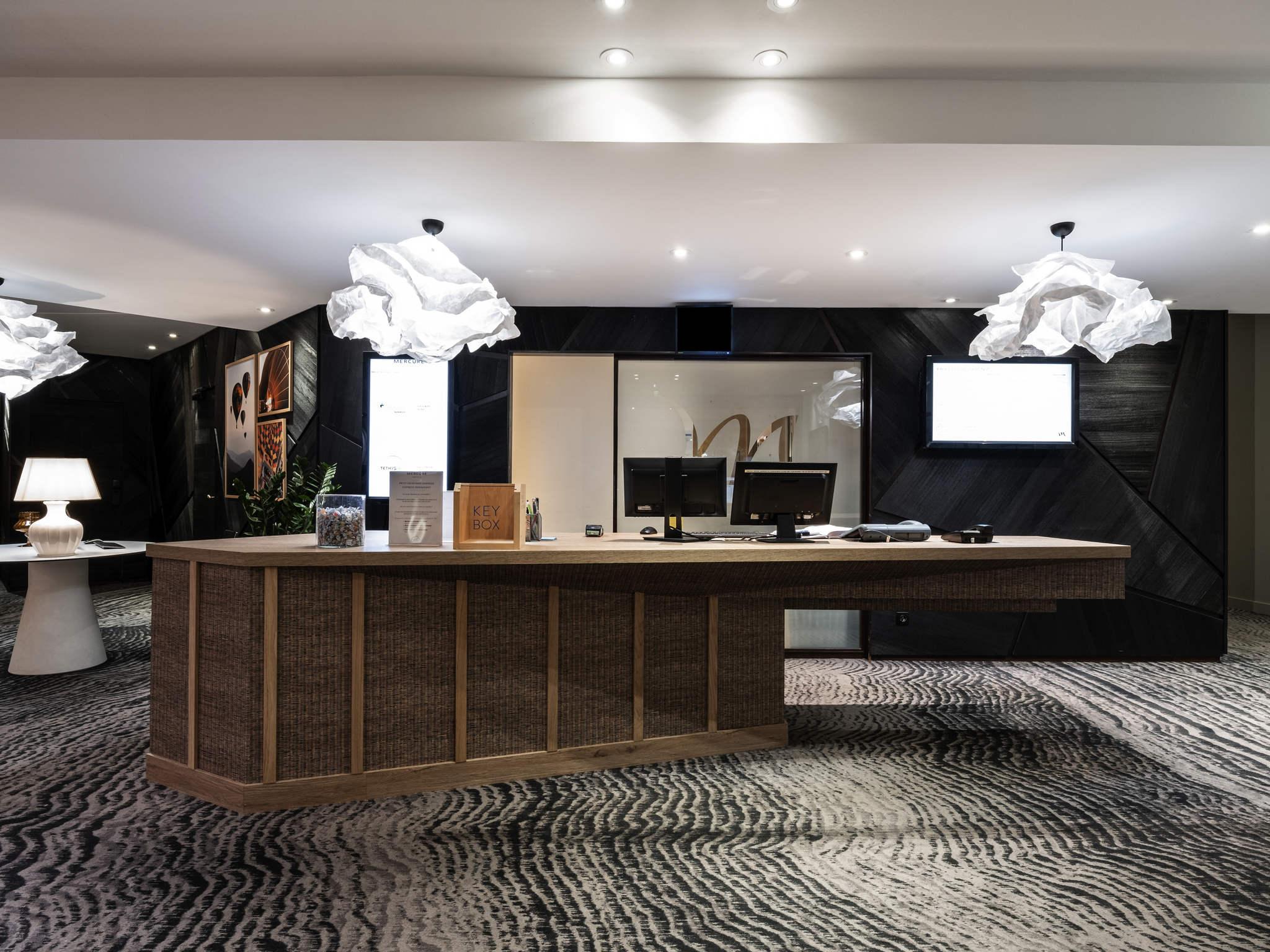 Hotel – Albergo Mercure Grenoble Meylan
