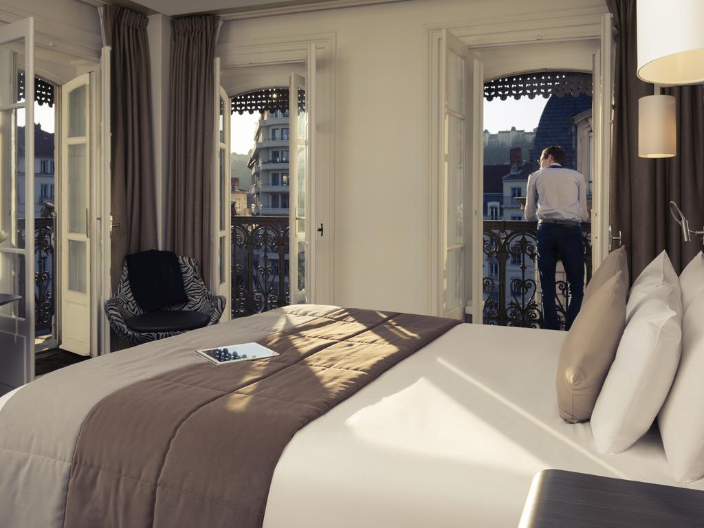 Hôtel Mercure Lyon Centre Beaux Arts