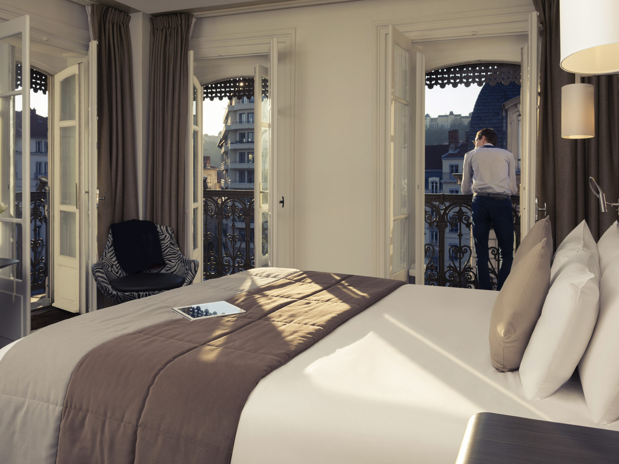 Hotel – Albergo Mercure Lyon Centre Beaux Arts