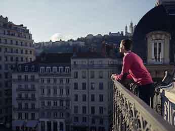 Hôtel Mercure Lyon Centre Beaux-Arts à LYON