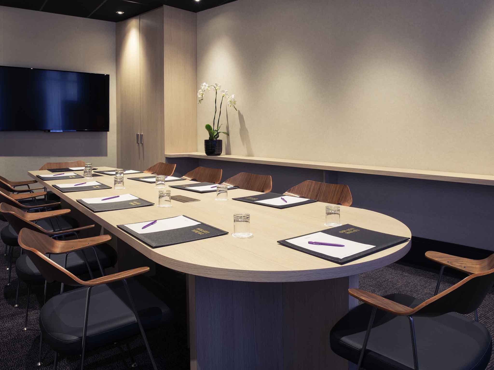Meetings And Events Mercure Lyon Centre Beaux Arts Hotel