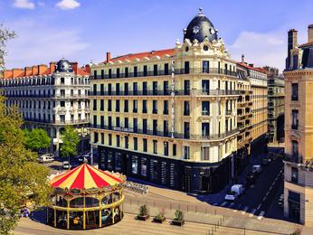 Hôtel Carlton Lyon