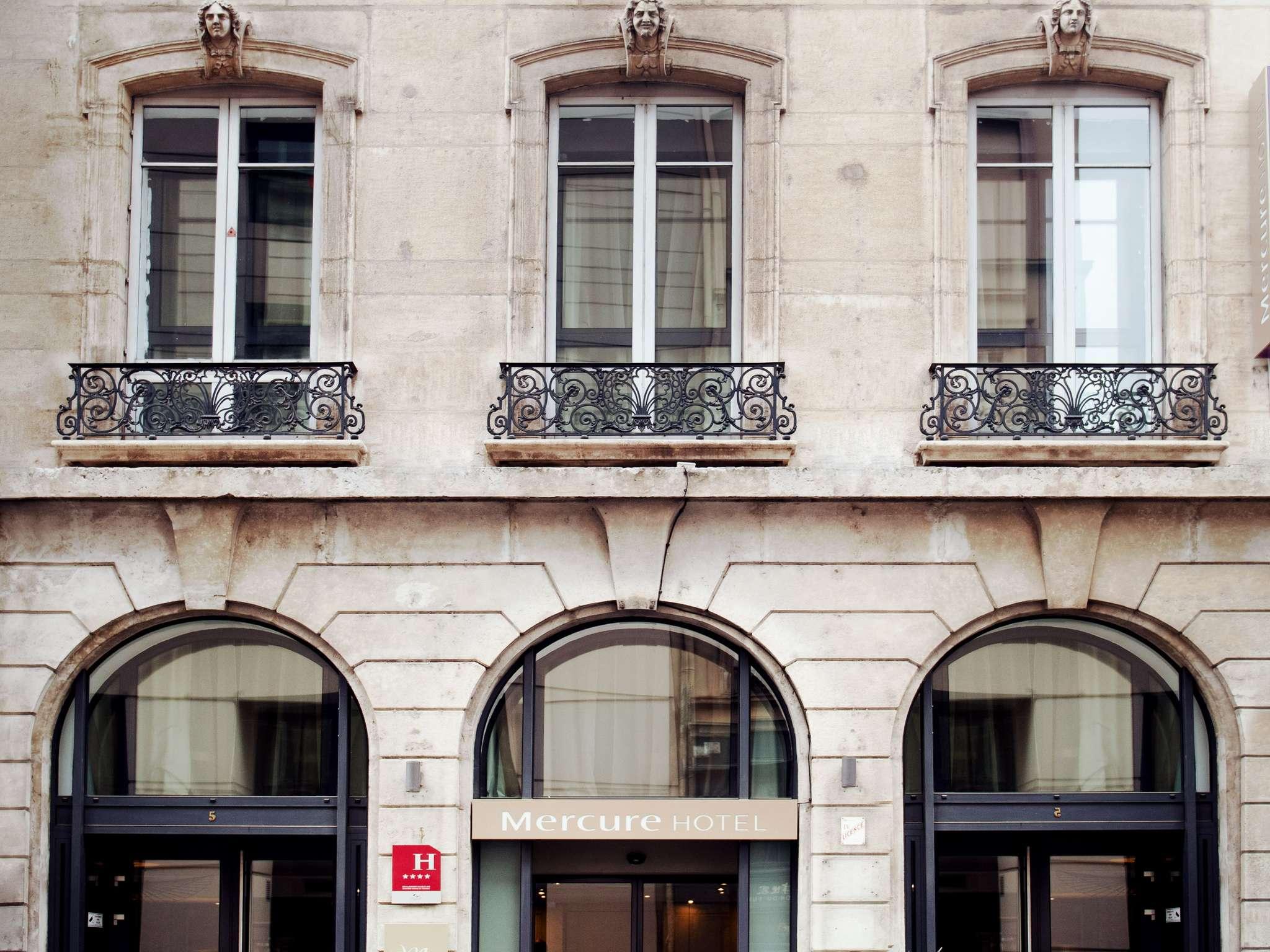 酒店 – 里昂共和广场美居酒店