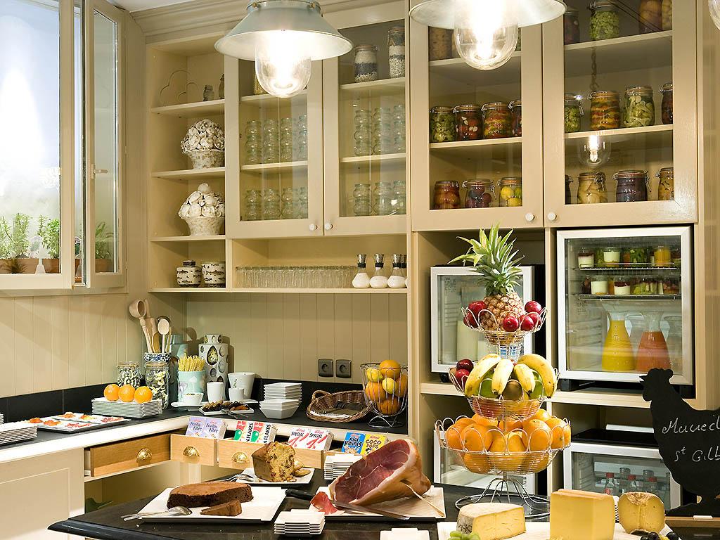 C t cuisine lyon restaurants by accorhotels for Cuisine x roussien lyon