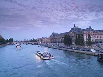 Destination - Mercure Paris Tour Eiffel Pont Mirabeau Hotel