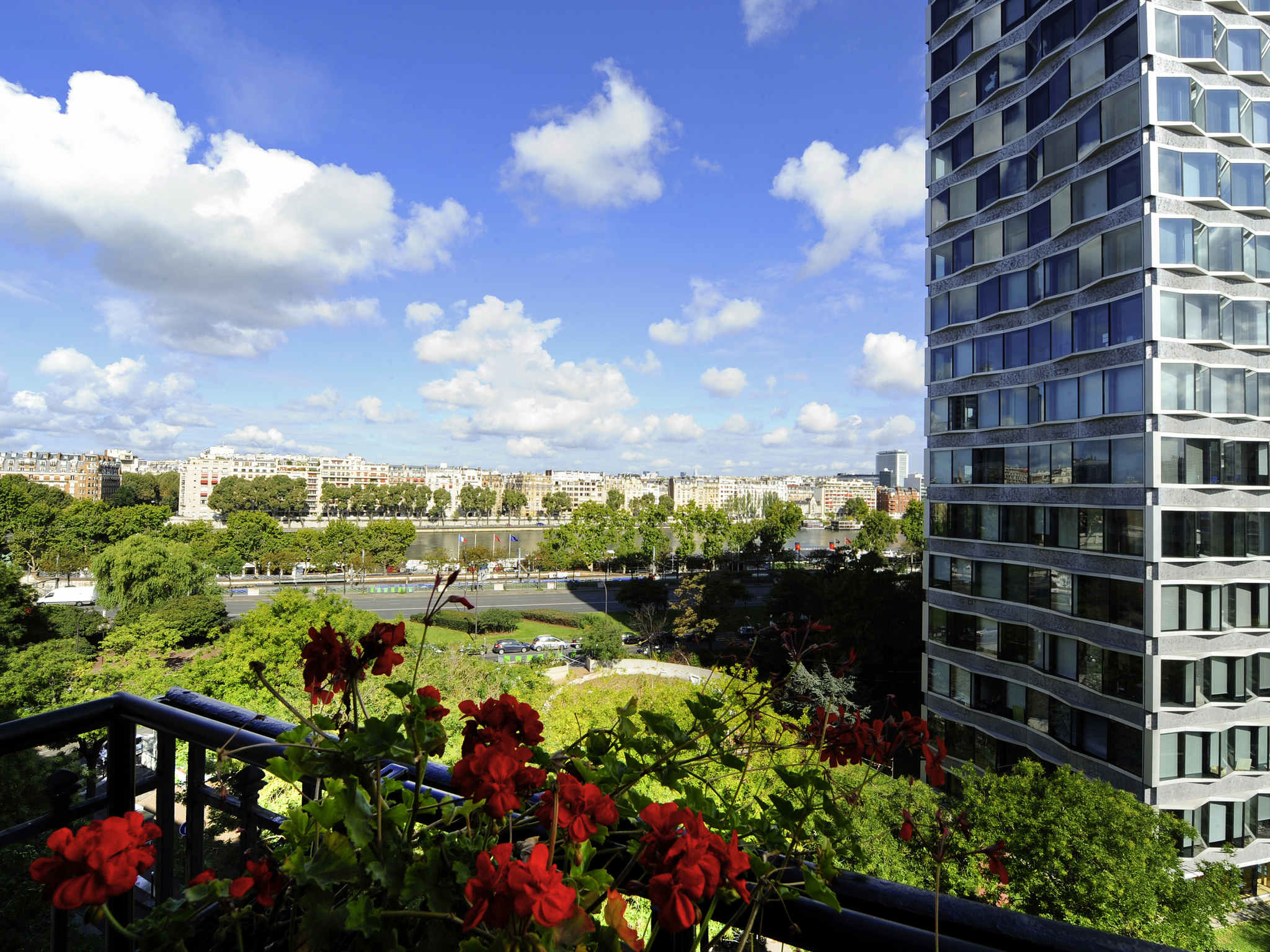 فندق - فندق مركيور Mercure باريس تور إيفل بون ميرابو