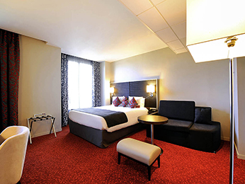 Rooms - Mercure Paris Tour Eiffel Pont Mirabeau Hotel