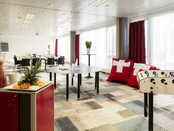 Meetings - ibis Zurich Messe Airport