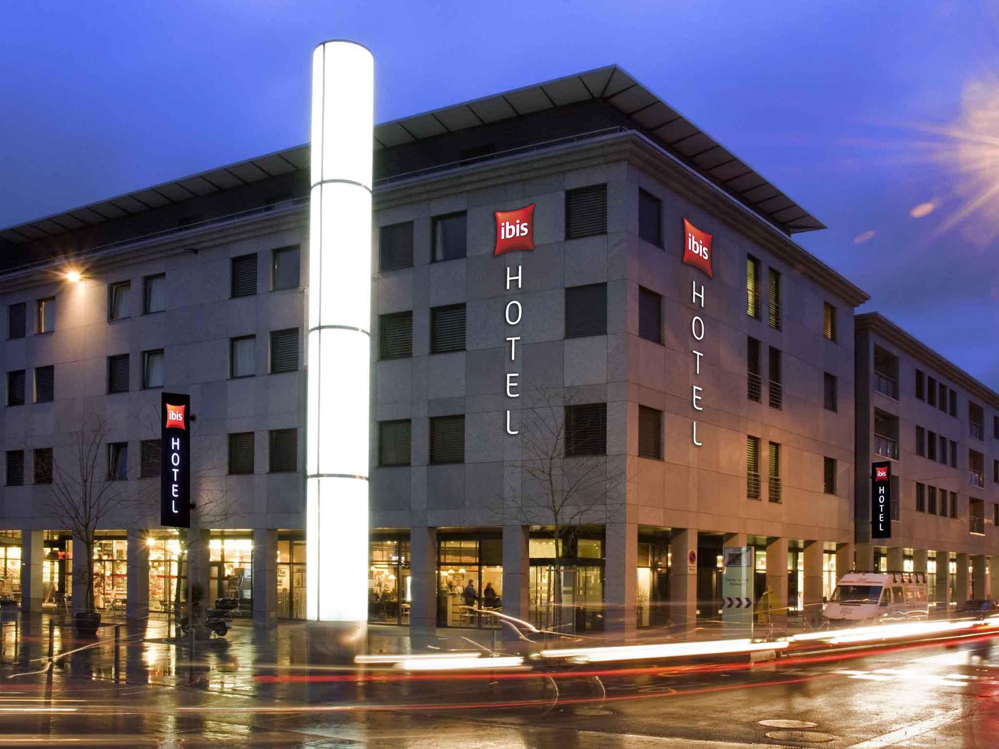 โรงแรม – ibis Baar Zug