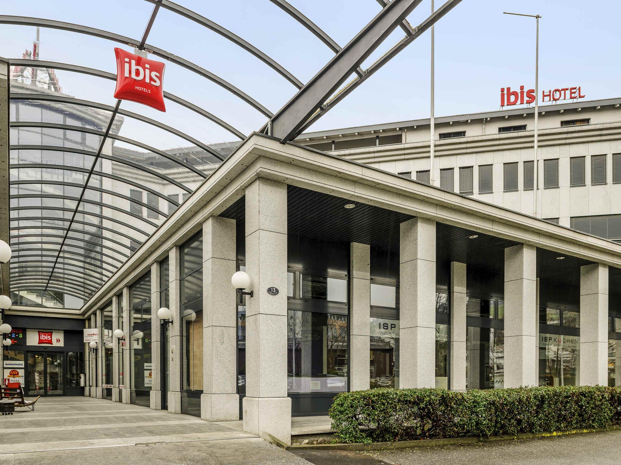 โรงแรม – ibis Luzern Kriens