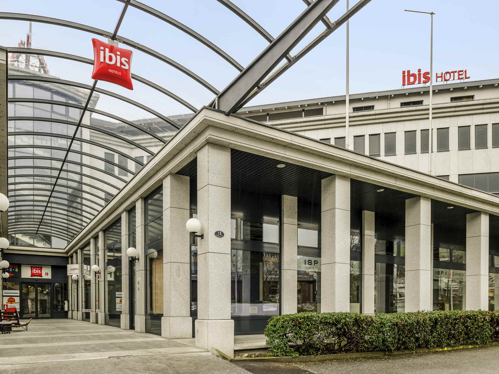 Отель — ibis Luzern Kriens