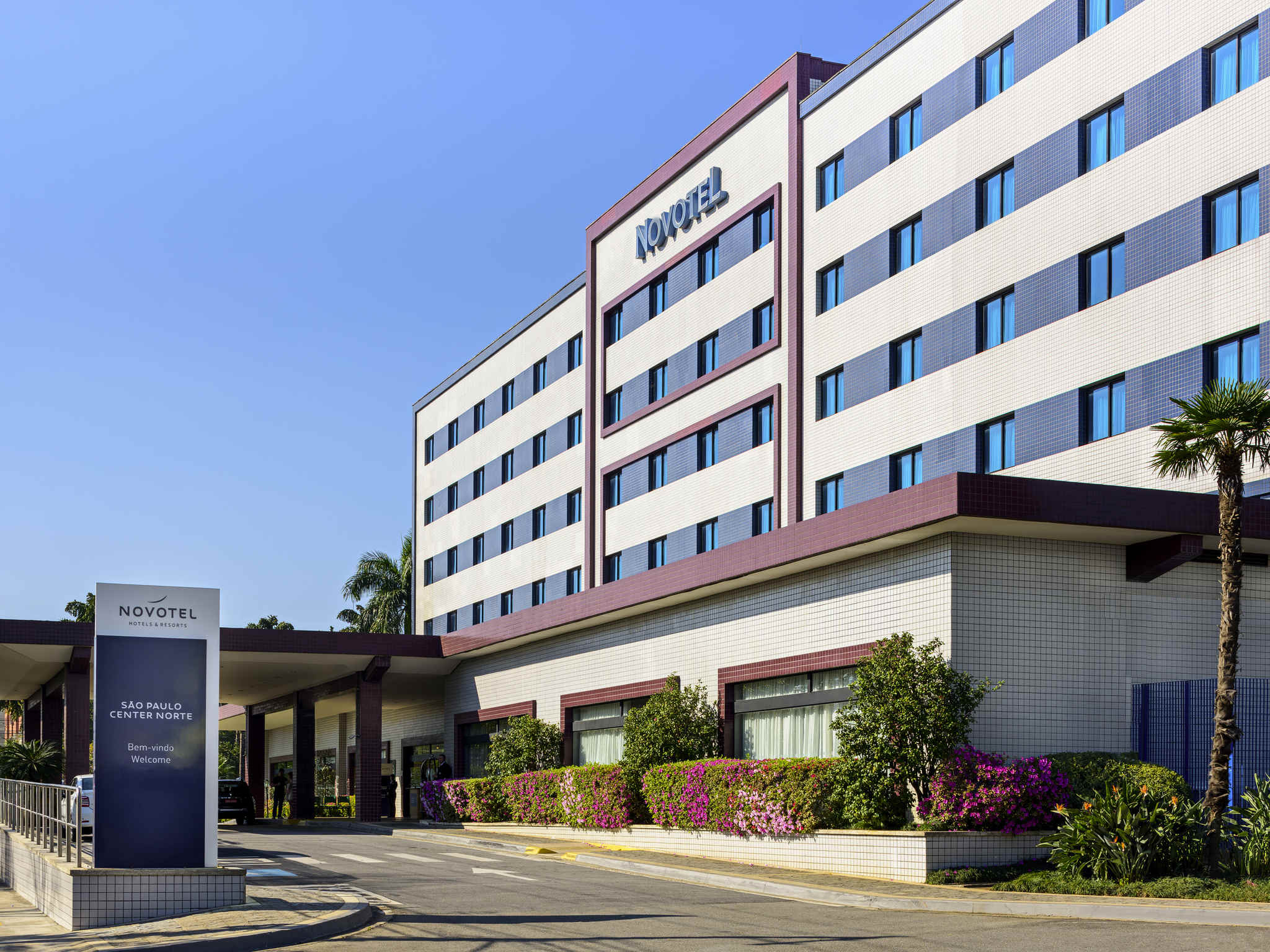 فندق - Novotel São Paulo Center Norte