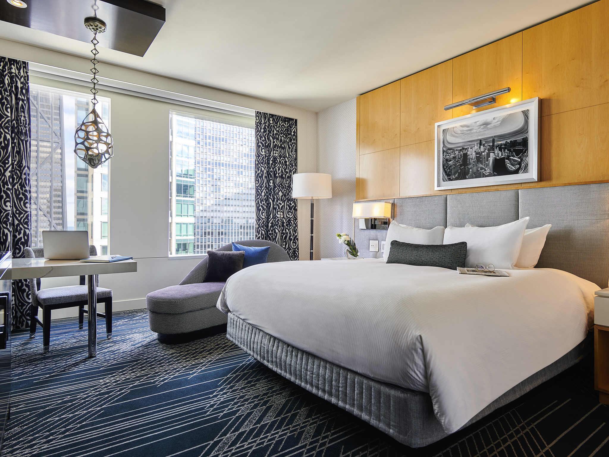 Hotel in CHICAGO - Sofitel Chicago Magnificent Mile