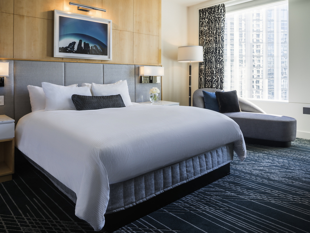 Sofitel chicago magnificent mile provides upscale accommodations just minutes from the magnificent mile navy pier museum of contemporary art