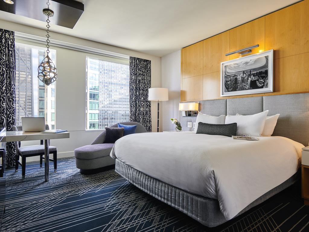 Ohio State Bedroom Decor Luxury Hotel Chicago Sofitel Chicago Magnificent Mile