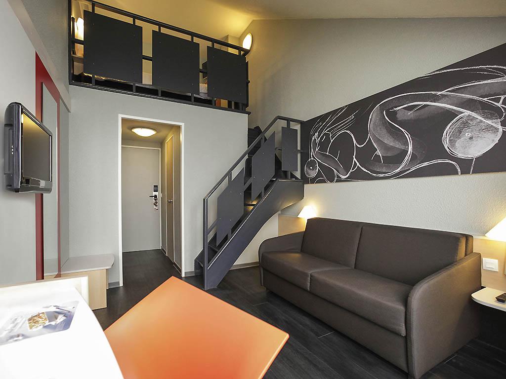Hôtel à GRANVILLE - ibis Granville Port de Plaisance