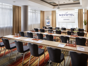 Meetings - Novotel Szeged