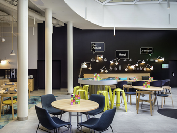 Bar - ibis Styles Budapest Center