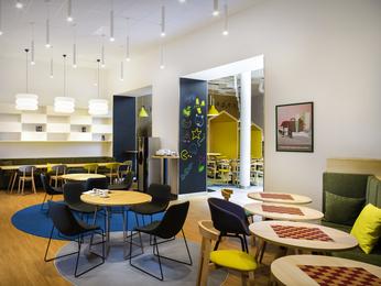 g252nstiges hotel budapest ibis styles budapest center