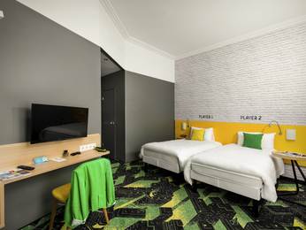 Rooms - Mercure Budapest Metropol (under rebranding to ibis Styles)